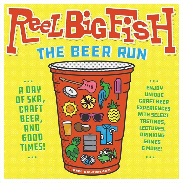 Reel Big Fish @ Yost Theater - Santa Ana, CA