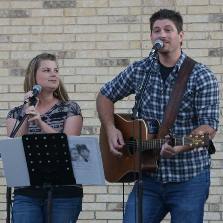 Michael and Ashley @ Lone Star Wine Cellars - Mckinney, TX