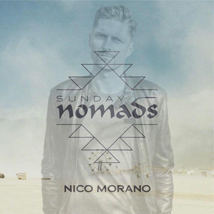 Nico Morano @ Le Loft - Brussels, Belgium