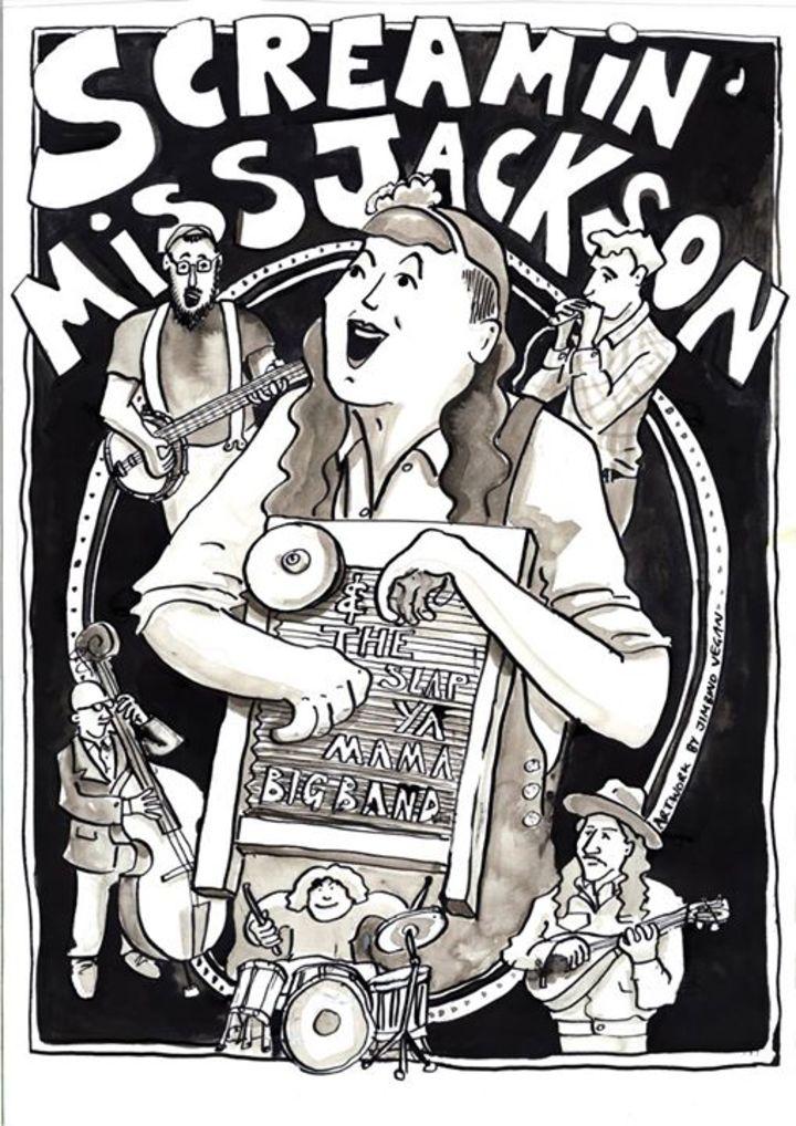 Screamin' Miss Jackson & The Slap Ya' Mama Big Band Tour Dates
