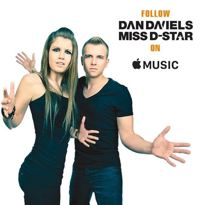 Dan Daniels and Miss D-Star Tour Dates