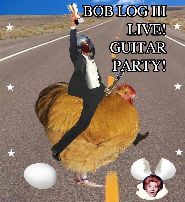 Bob Log III @ Mouettes et les Guitar Electriques Festival - Trouville, France