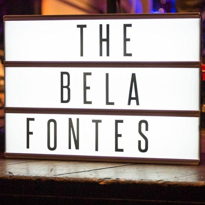 The Belafontes Tour Dates