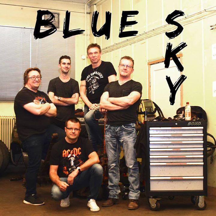 Blue Sky Tour Dates