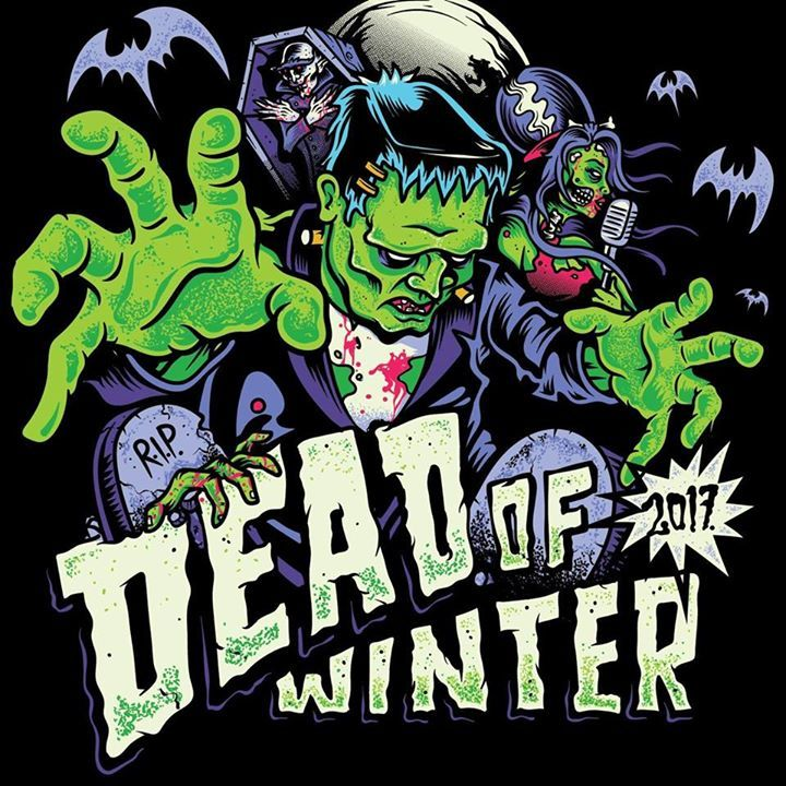 Dead of Winter Tour Dates