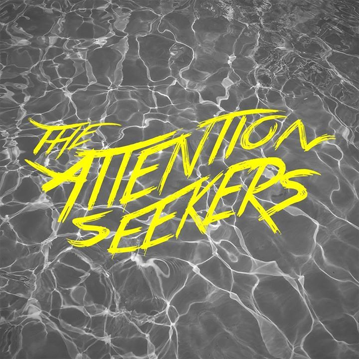 The Attention Seekers Tour Dates
