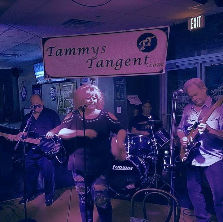 Tammy's Tangent Tour Dates