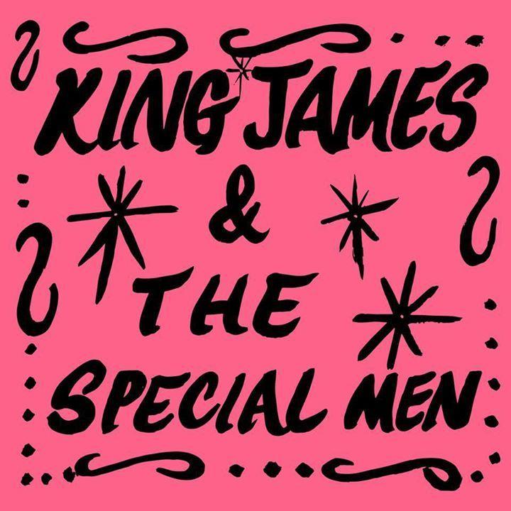 King James & The Special Men Tour Dates