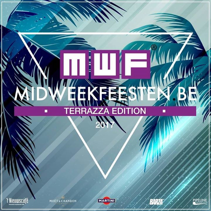 Midweekfeesten Tour Dates