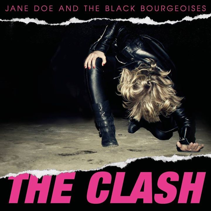 JANE DOE and the BLACK BOURGEOISES Tour Dates