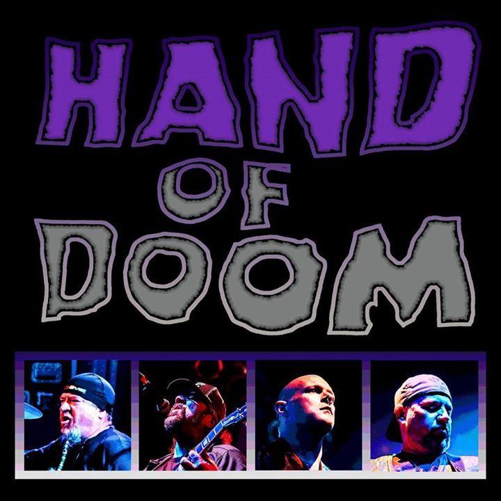 Hand of Doom Tour Dates