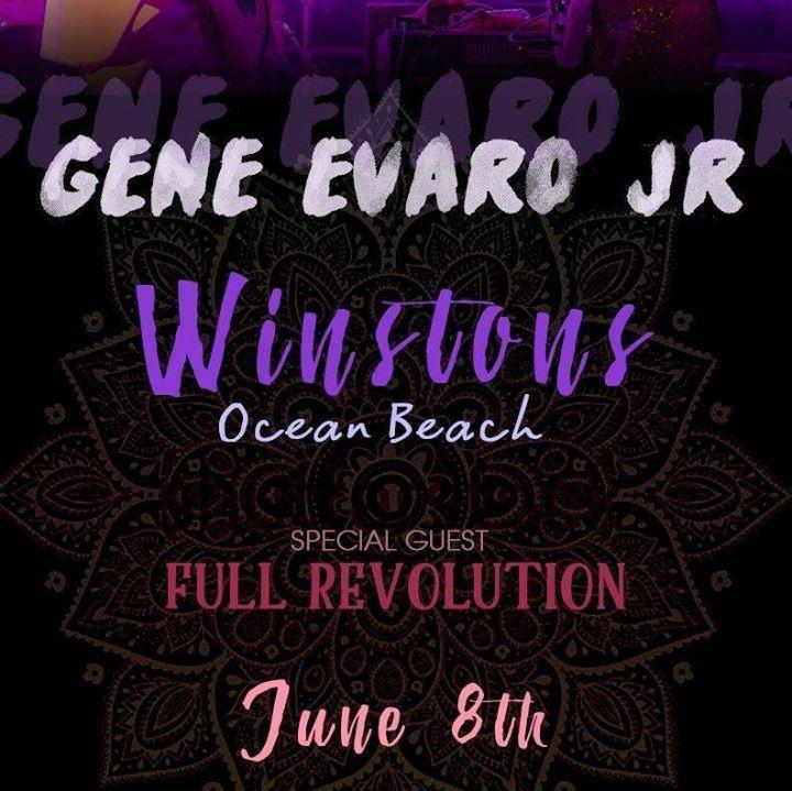 Full Revolution Tour Dates