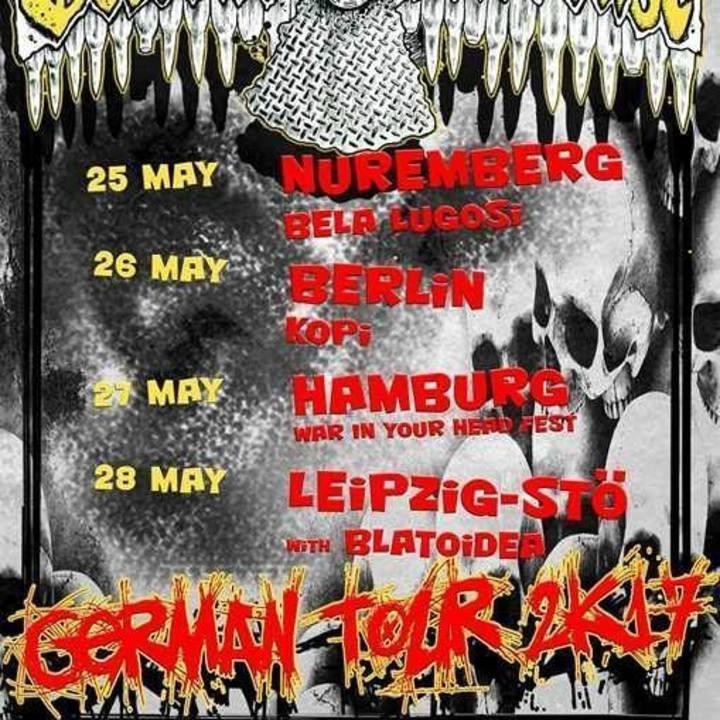 Obscene Revenge Tour Dates