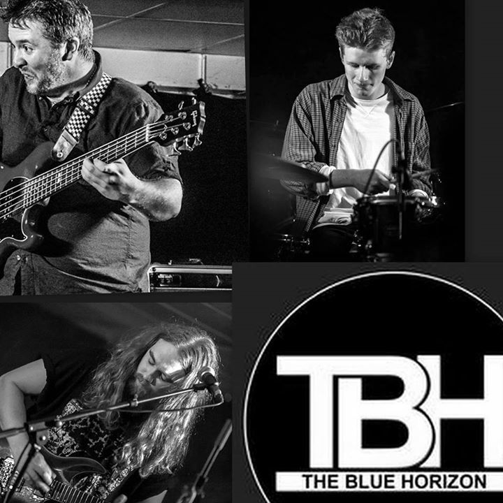 Iain Eccleston & The Blue Horizon Tour Dates