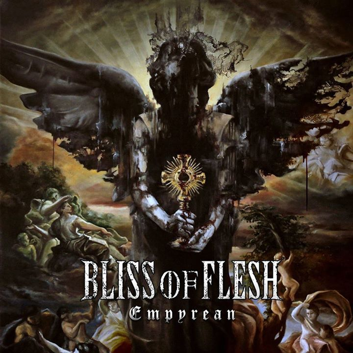 Bliss of Flesh Tour Dates