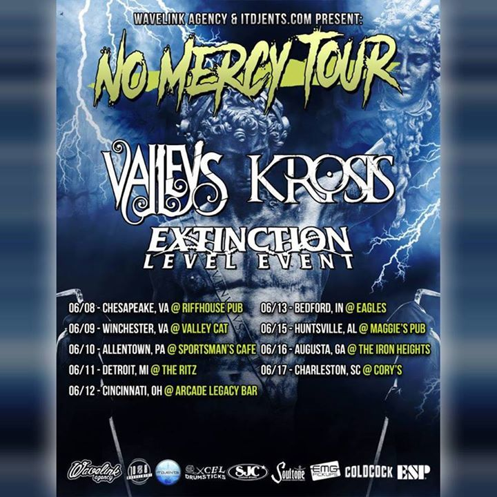 Extinction Level Event Tour Dates
