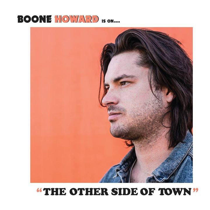 Boone Howard Tour Dates