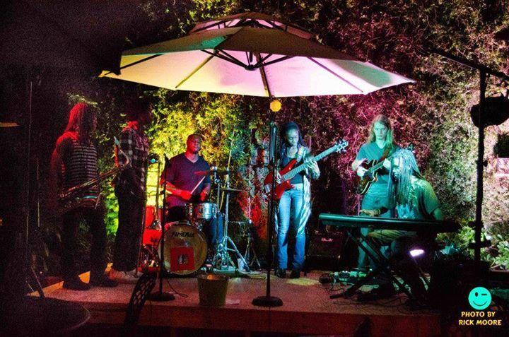 The Funk Collective @ Ku Bar - Stockton On Tees, United Kingdom