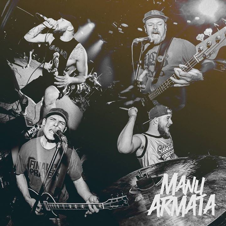 Manu Armata Tour Dates