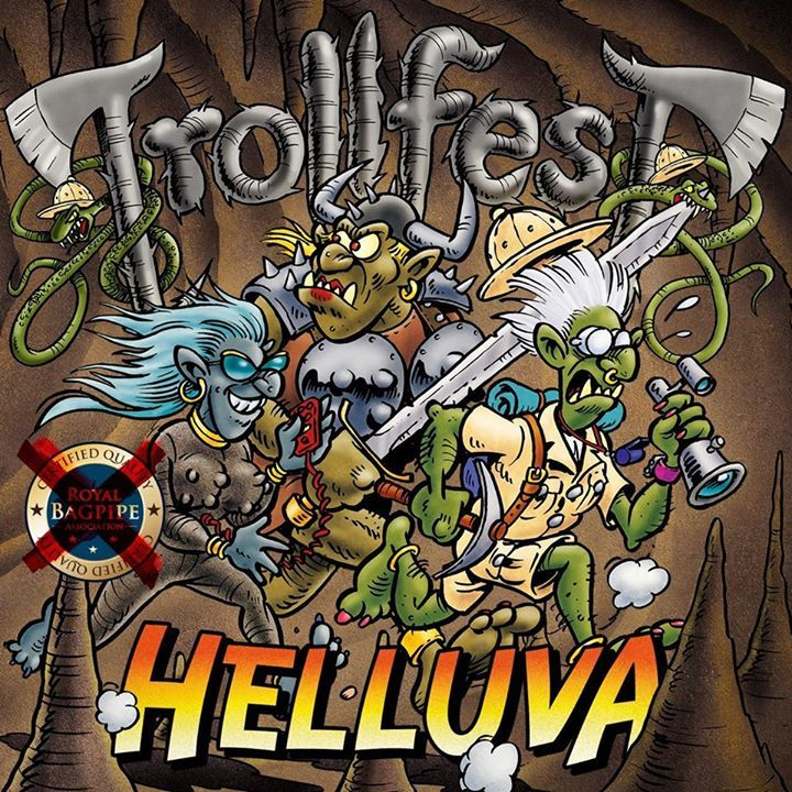 TrollfesT @ GARAGE - Saarbrucken, Germany
