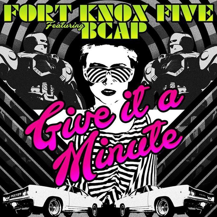 Fort Knox Five Tour Dates