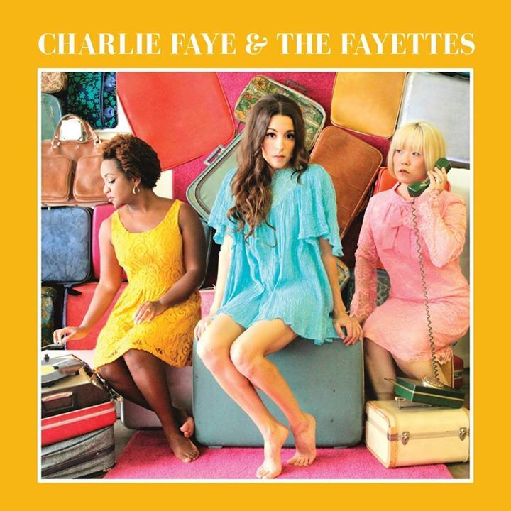 Charlie Faye & The Fayettes Tour Dates