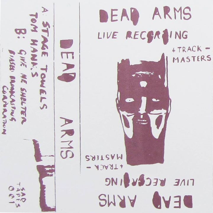 Dead Arms Tour Dates