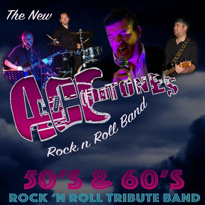 New Ace Tones Band @ Windmill Cinema - Littlehampton, United Kingdom