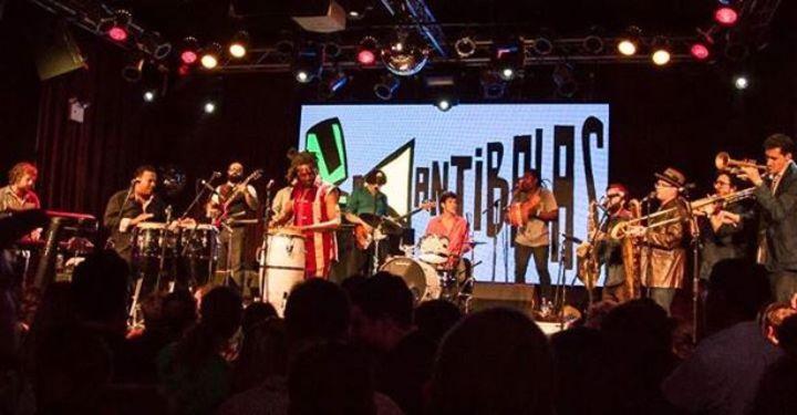 Antibalas  @ Great American Music Hall - San Francisco, CA