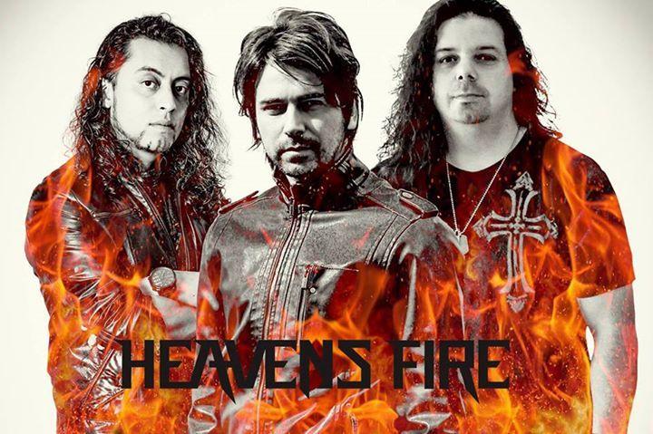 HEAVENS FIRE Tour Dates
