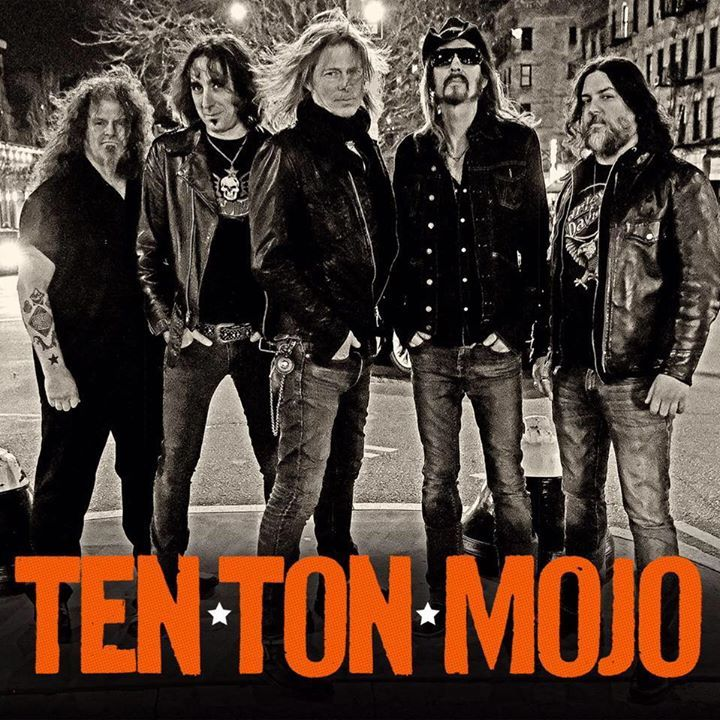 Ten Ton Mojo Tour Dates