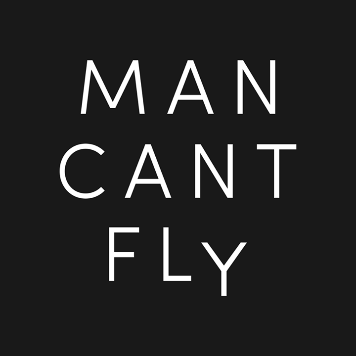 Man can't fly Tour Dates
