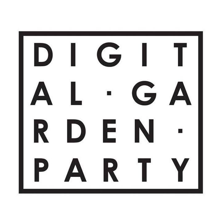 Digital Garden Party Tour Dates