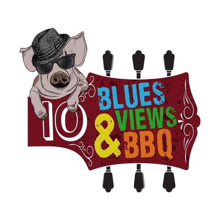 Frank Viele @ Blues, Views, & BBQ Festival  - Westport, CT