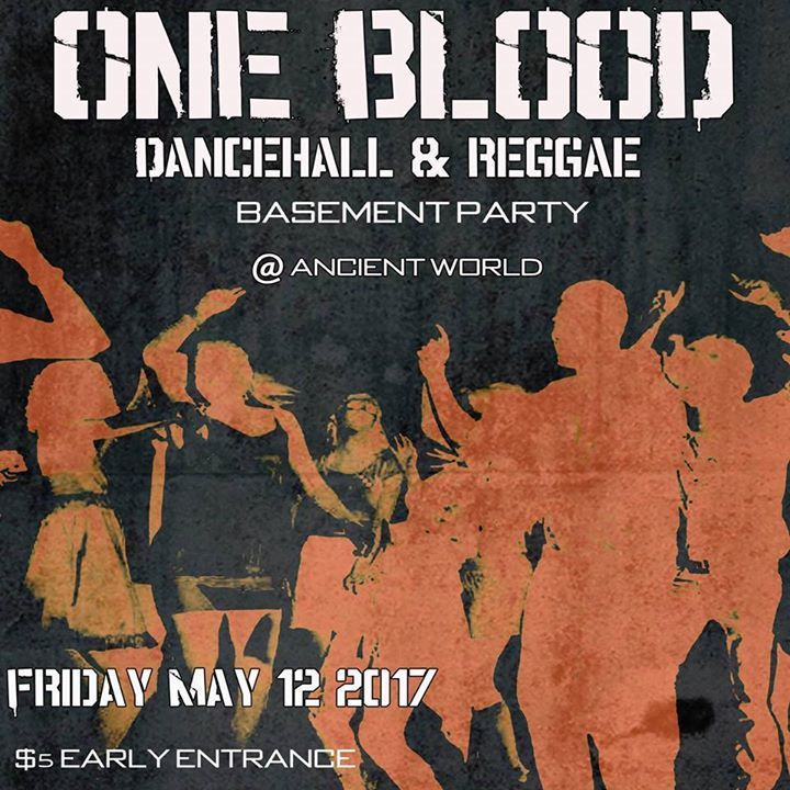 One Blood Tour Dates