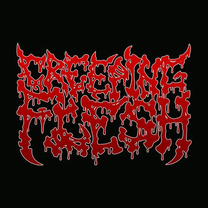 Creeping Flesh Tour Dates