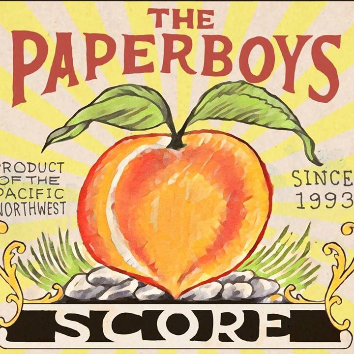 The Paperboys Tour Dates