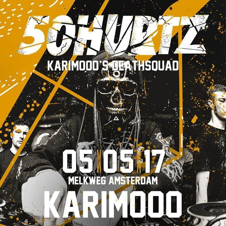 Karimooo @ Bibelot poppodium - Dordrecht, Netherlands
