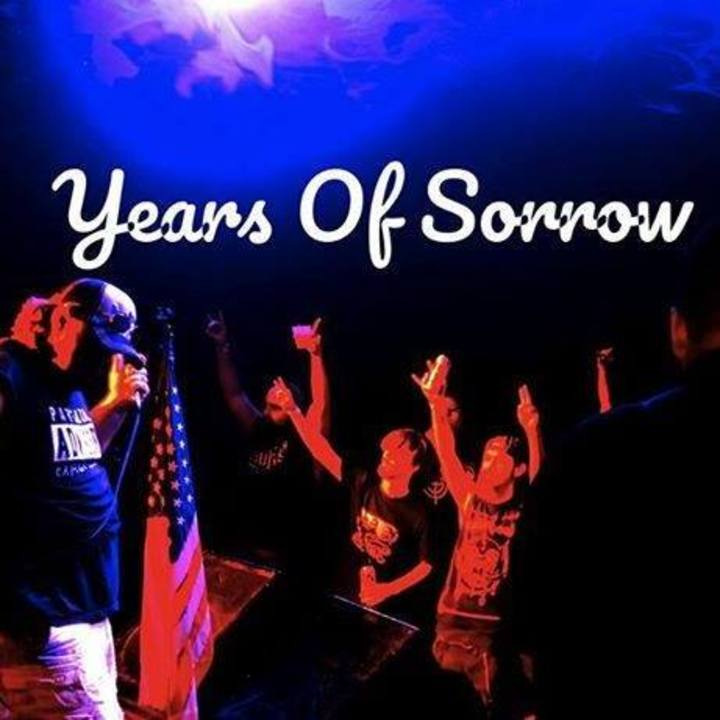 Years Of Sorrow Tour Dates