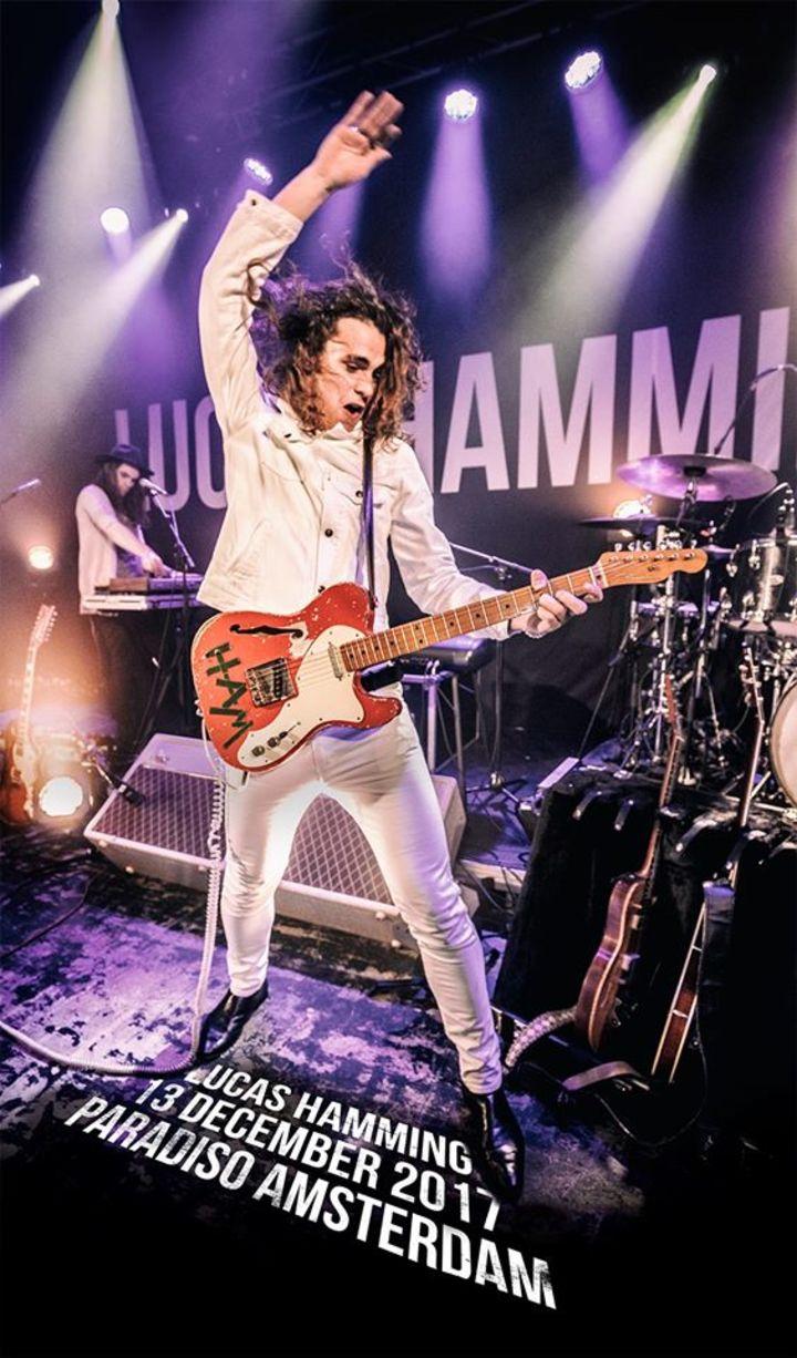 Lucas Hamming Tour Dates