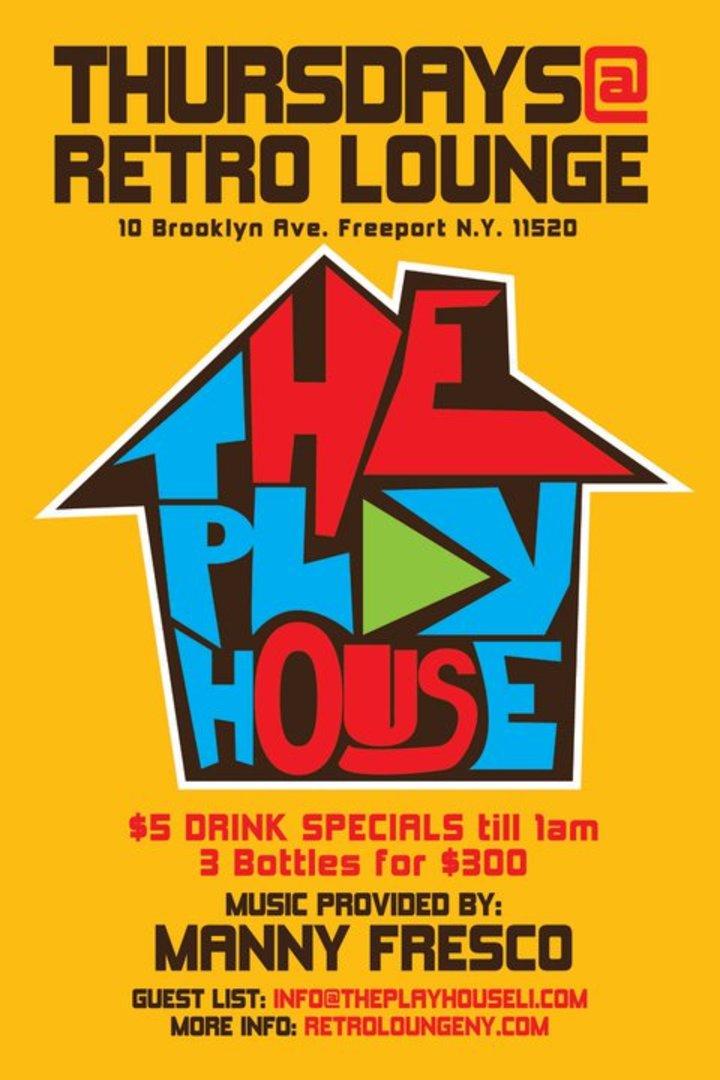 The Playhouse Tour Dates