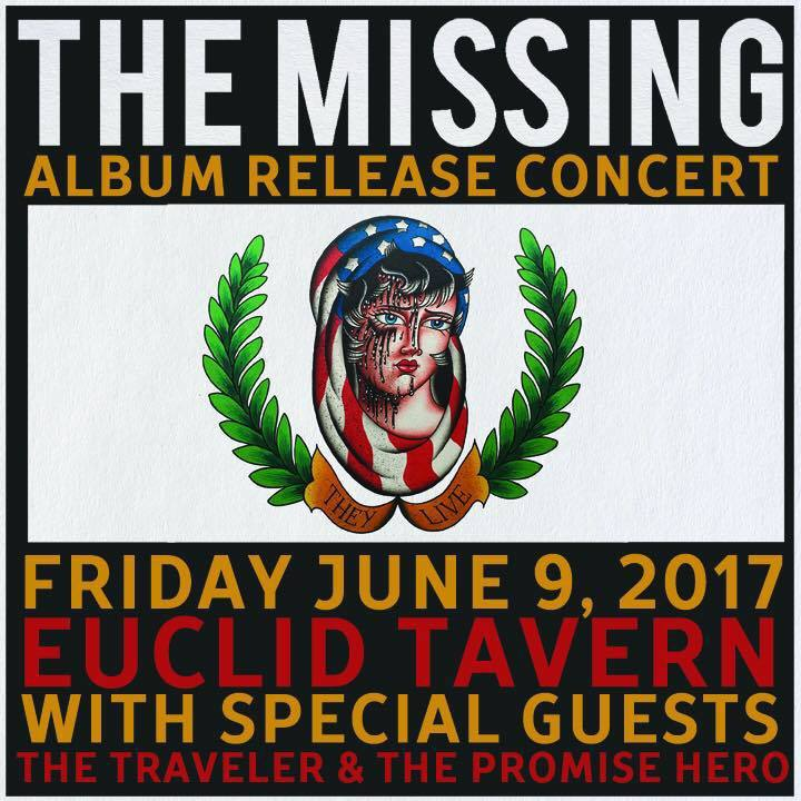 THE MISSING Tour Dates