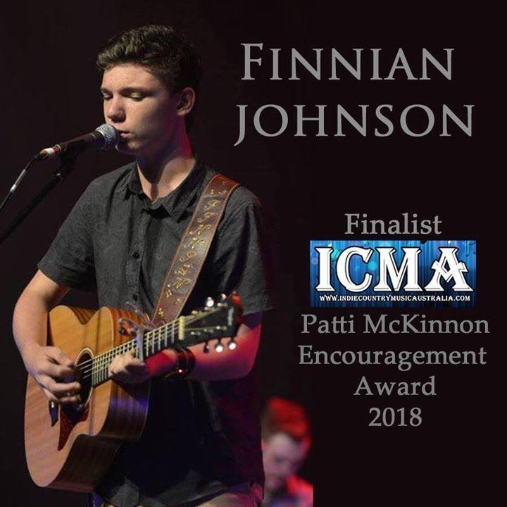 Finnian Johnson Tour Dates