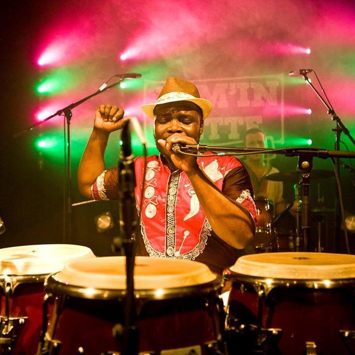 Afla Sackey & Afrik Bawantu Tour Dates