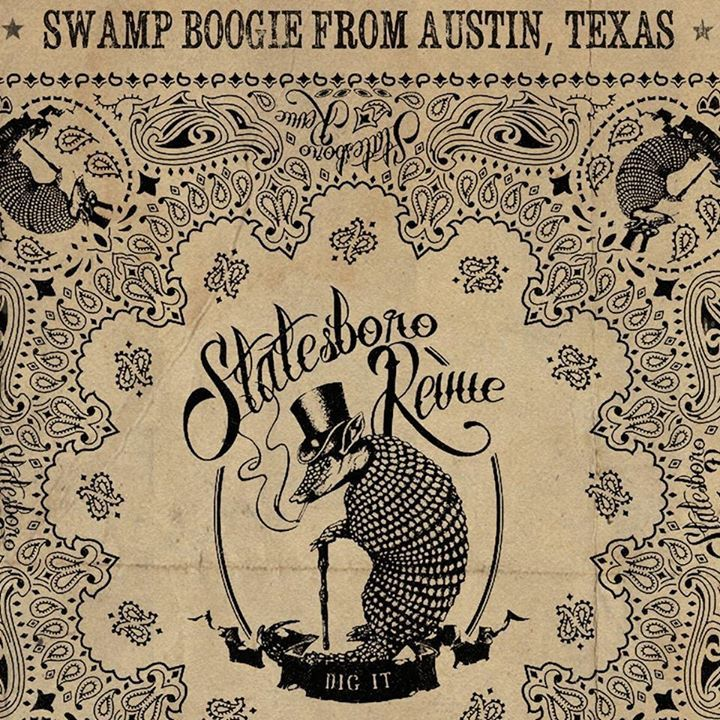 Stewart Mann And The Statesboro Revue @ Love And War - Lindale, TX