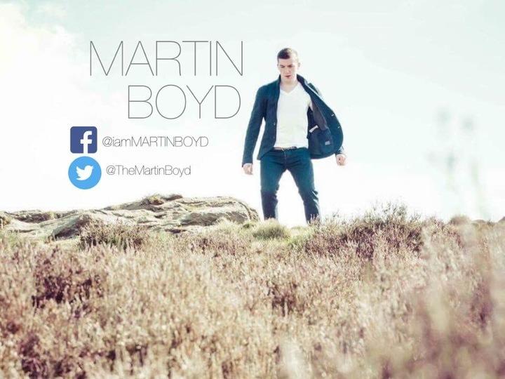 Martin Boyd Tour Dates
