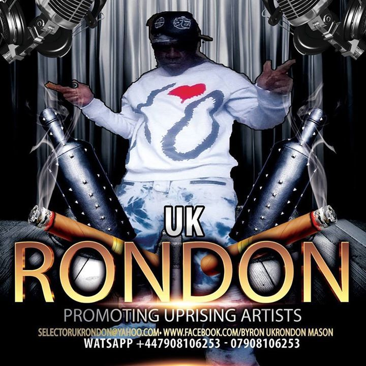UK RONDON FAN PAGE Tour Dates