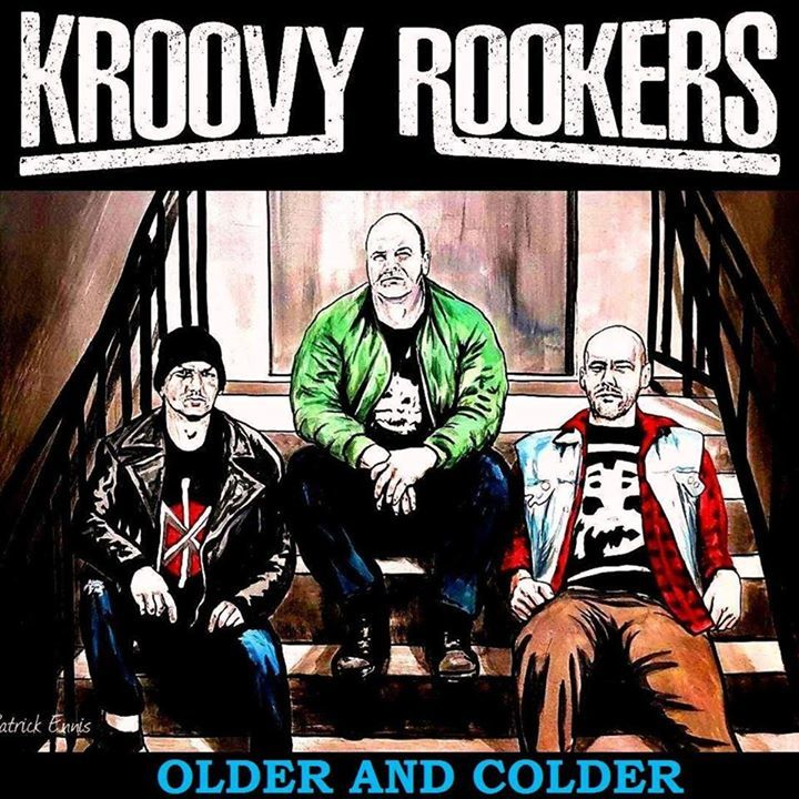 Kroovy Rookers Tour Dates