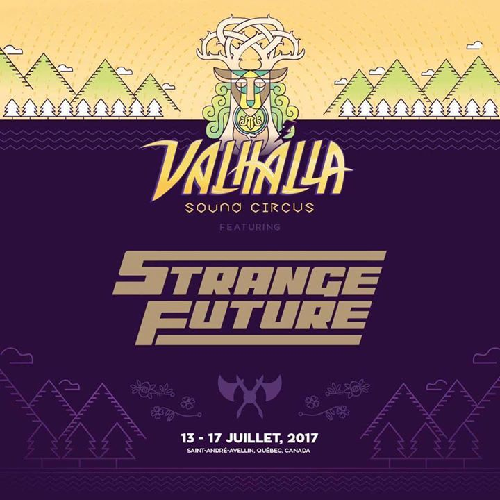 Strange Future Tour Dates