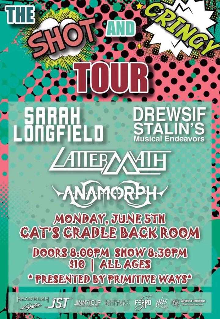 Anamorph Tour Dates
